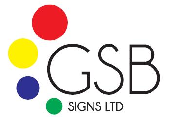GSB Signs Logo